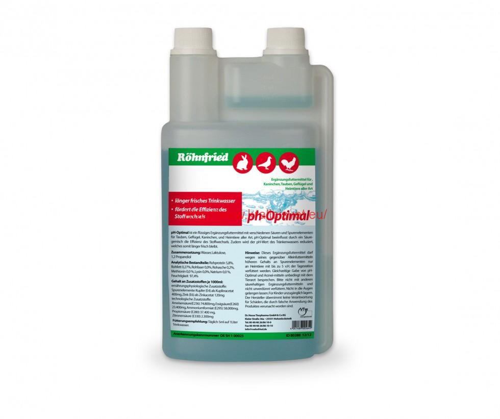 Röhnfried Ph-Optimal 1L