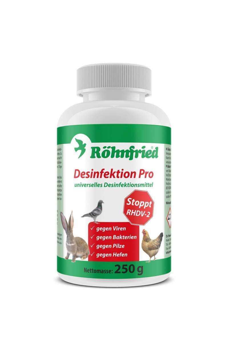 Röhnfried Desinfektion Pro 250g