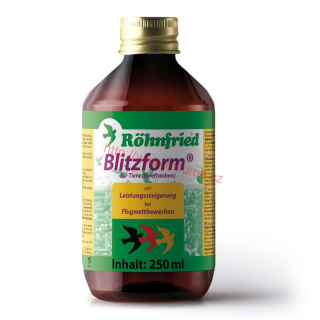 Röhnfried Blitzform 250ml