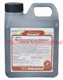 Röhnfried Moorgold 1000ml