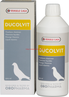 Docolvit - liquid vitamins preparation 500 ml