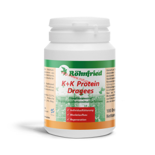 Röhnfried K+K Protein Dragess - 100ks