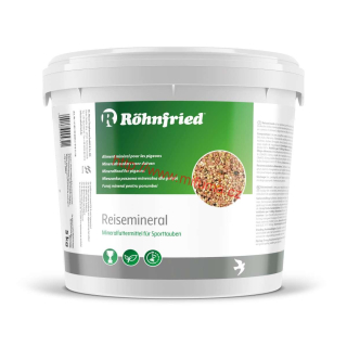 Röhnfried Reisemineral  5 kg